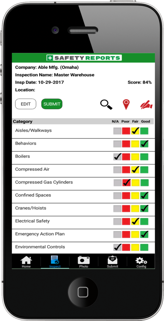 Checklists Archives - Safety Reports | Mobile Safety Solutions