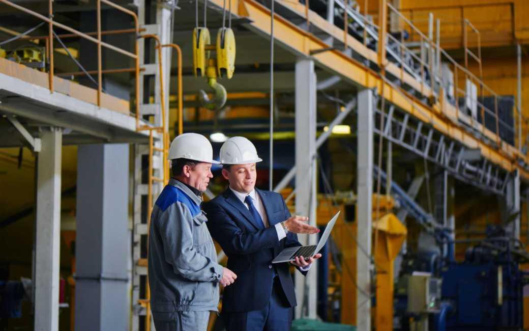 Manufacturing pic2 1040x650 - General Industry (CalOSHA)