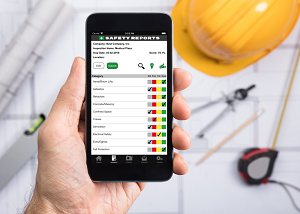 Custom checklist template safety reports | mobile safety solutions.
