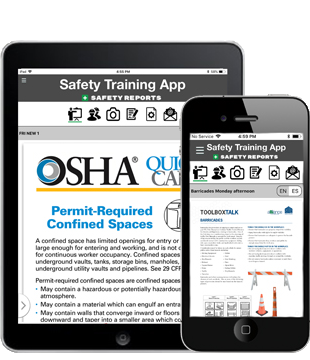 IpadIhpone - Safety Training App
