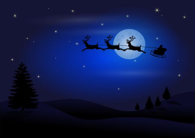 santa 31665 1280 650x459 - December Newsletter