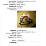 Observation App Corrective Action Page 150x150 - Safety Observation App