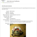 Observation Email 150x150 - Safety Observation App