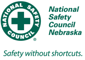 national safety council nebraska logo 300x214 - 36th Annual National Safety Council, Nebraska  Safety & Health Summit- La Vista, NE