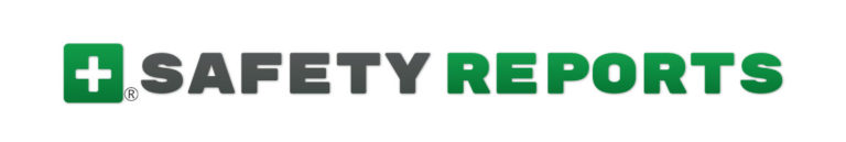 SafetyReports Logo Horizontal 3D with trademark 768x129 - OSHA Enforcement- August 2020