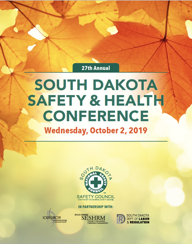 image 8 - events/South Dakota Safety & Health Conference  2019