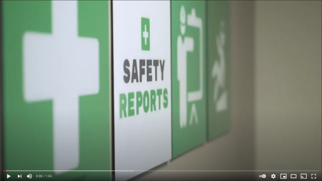 Safety Scan Video for COVID