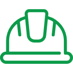 hard hat icon - Pre-screen Assessment