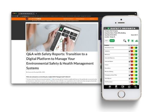 Safety Reports and Source Forge Article image