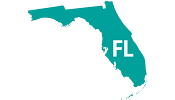 shape of state of Florida
